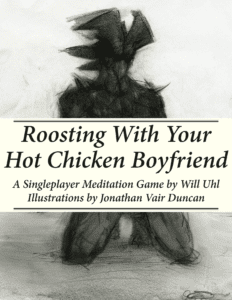 Roosting With Your Hot Chicken Boyfriend cover